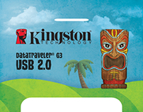 Flash drive: Kingtiki