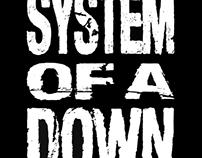 Camisas Oficiales club de fans System of a Down COL