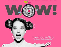 WOW . Treehouse Lab