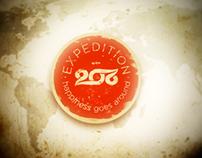 Coca-Cola Expedition 206, Bogotá.