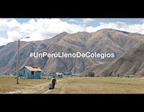 Film - Fundación Telefónica - Un Perú Lleno de Colegios