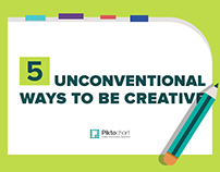 5 Unconventional Ways to Be Creative - Slideshare
