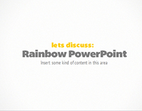 Rainbow Powerpoint