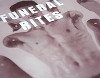 FUNERAL RITES – Book Design