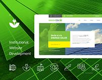 Website | Interface Design & Development