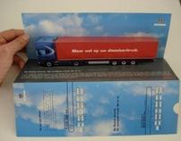 Scania Trucks diesel mailing