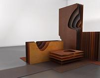 DeCASTELLI Sculptural Display