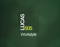 LUCAS 505 - SAUTE MGUS