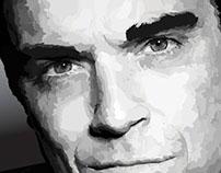 Robbie William - Illustrator