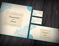 5 wedding invitation