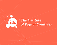 The idc Visually Identity