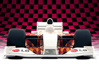 LG Formula1 BestBuy POS