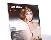 Urban Decay Holiday 2011 Easel Back