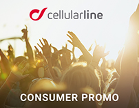 Cellularline - Consumer promo 2015