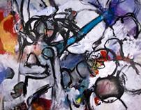AWAKE Painting