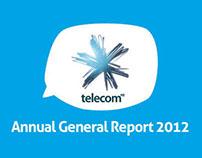 Annual General Report - Telecom