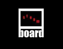Steamboard