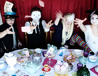 """Mad Hatter's Tea Party"""