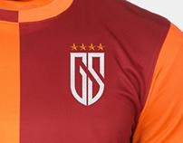 Galatasaray Rebranding | Juventus Inspired