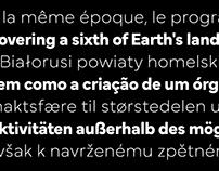 Mundial (Typeface)