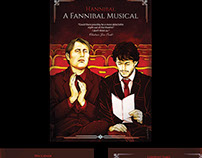 The making of Fannibal Musical Booklet