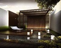 Terraza Loto House