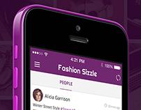 Fashion Social App