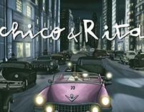 Chico & Rita backgrounds