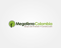Branding  Update for Megaterra Colombia