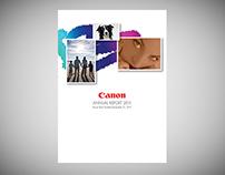 Canon Annual Report