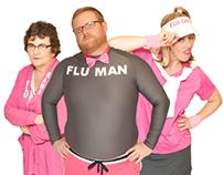 Sanford Health Flu Man 2