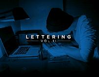 Lettering Vol II