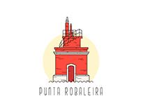 · Punta Robaleira ·