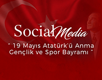 19 Mayıs - Social Media Post