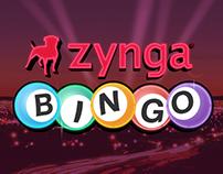 Zynga Bingo: Facebook Game
