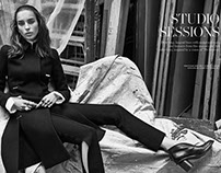 WSJ Studio Sessions by Lachlan Bailey