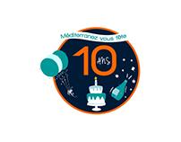 21 - 10th anniversary visual - Méditerranez-vous.com