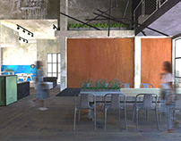 CREATIVE AGENCY Workspace