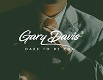 GARY DAVIS / Brand Identity