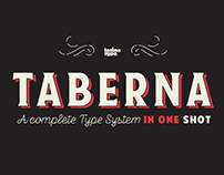 Taberna, layered Type System