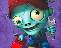 Zombie Zity - Brand Development
