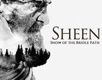 Sheen - Hardcover Book jacket Artwork & Design