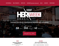 HBR WEEK 2018 / Landing Page /