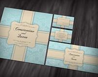 5 items Wedding Card ver 3.0