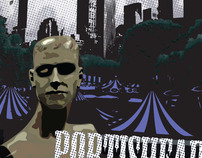 Portishead Band Poster