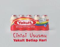 YAKULT - Sketch