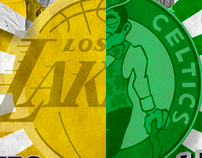 Lakers vs Celtics NBA Finals