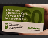 Eco Card - Greenpeace