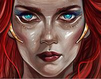 Queen of Atlantis - Mera