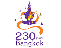 Bangkok 230 Year | Corporate Identity